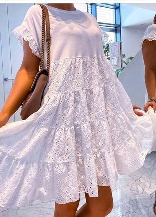 Платье свободное 🎈