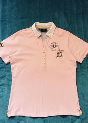 Тениска для конного спорта бренда hv polo