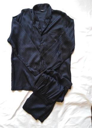 Натуральный качественный шелк, пижама, globus essentiels, премиум бренд, германия