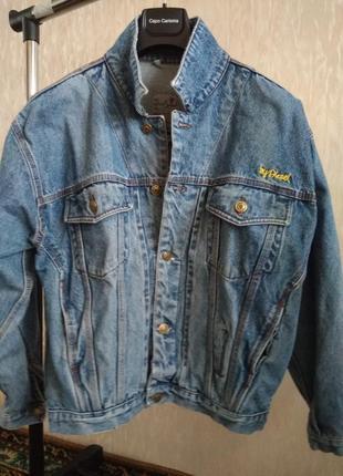 Винтажная джинсовая куртка diesel