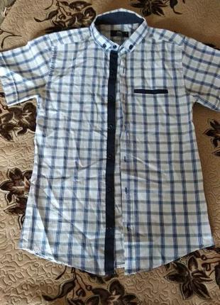 Рубашка, шведка летняя