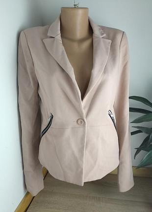 Стильный пиджак цвета пыльная роза 🌹