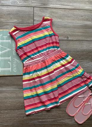 Платье сарафан bluezoo 1,5-2г