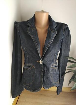 Джинсовый пиджак only jeans