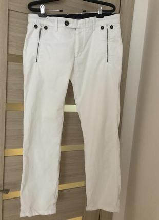 Белые брюки турция