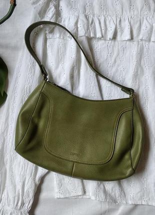 Шкіряна сумка esprit