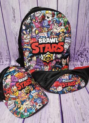Крутой набор brawl stars