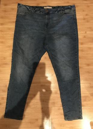 Штаны джинсы ласины скини