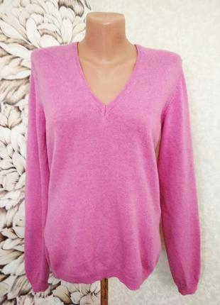 Свитер, розовый джемпер, шерсть. 1+1= 50% скидки на 3ю вещь