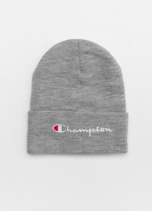 Зимняя шапка champion