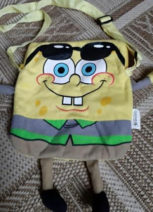 Детская сумка-рюкзак от nickelodeon