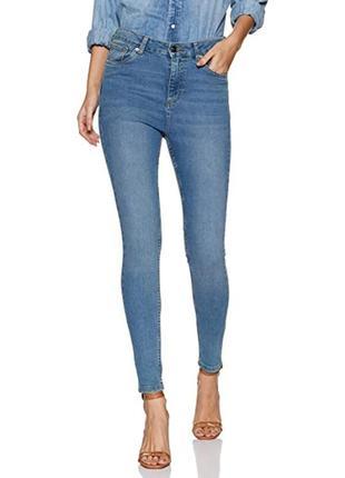Актуальные легкие джинсы скинни узкачи слим высокий рост №581