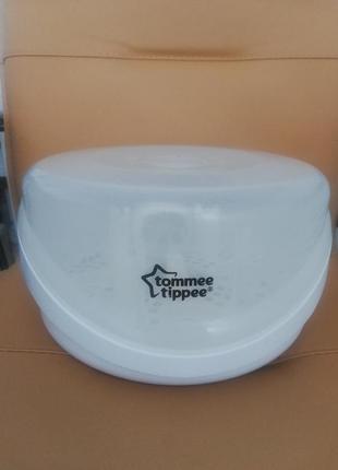 Прибор для детского питания/ паровой стерилизатор tommee tippee