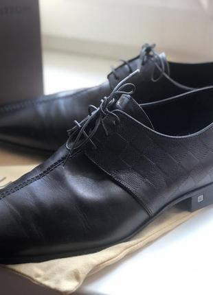 Оригинальные туфли louis vuitton дерби