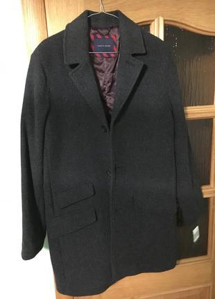 Чоловіче пальто від tommy hilfiger