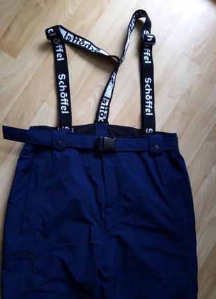 Лыжные штаны большой размер schoffel