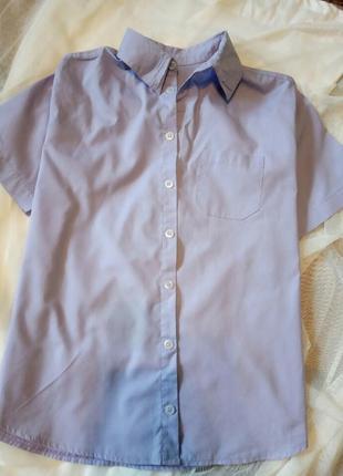 Сорочка рубашка 100% котон. натуральна тканина