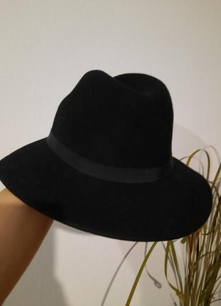 Шерстяная шляпа поля river island