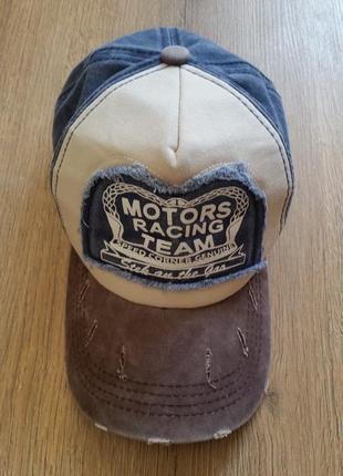Новая летняя кепка