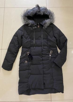 Женская куртка холлофайбер
