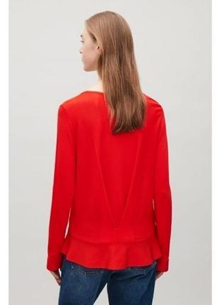 """Очень красивый джемпер, блуза """"cos"""", размер l."""
