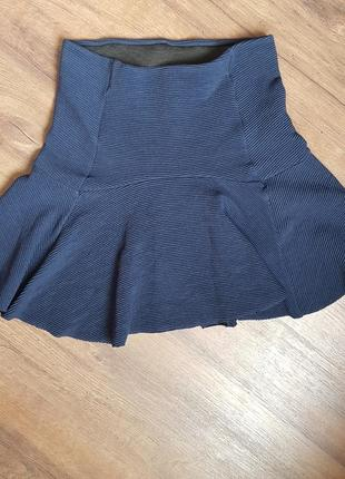 Мини юбка  stradivarius