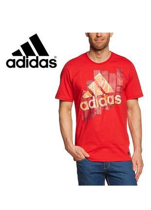 Футболка adidas climalite cotton z33163 - s