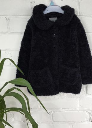 Демисезонное пальто, шубка