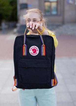 Акція! рюкзак сумка канкен kanken fjallraven classic 16l