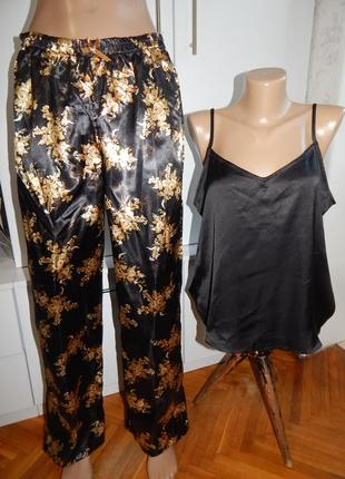 Dorothy perkins пижама атласная скомбинированная майка со штанишками pm