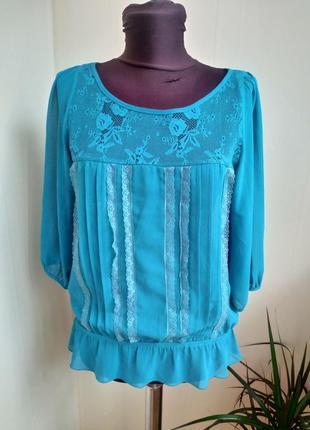 Милая шифоновая блузка