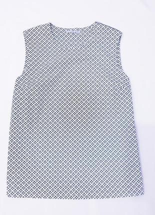 Cos блузка блуза большой размер 44 пог 52 см