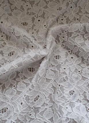 Ткань для шитья одежды: стерйч кружево
