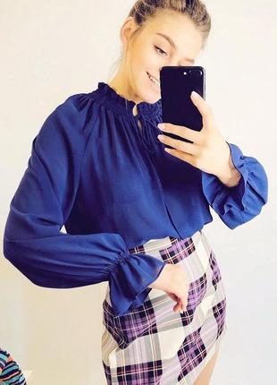 Фиолетовая блуза от marks&spencer |блуза|блузка|сорочка