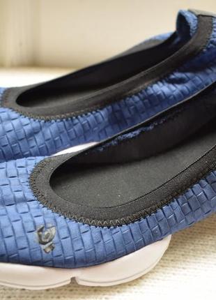 Балетки туфли лодочки мокасины freddy ballerina р.39 25,5 см