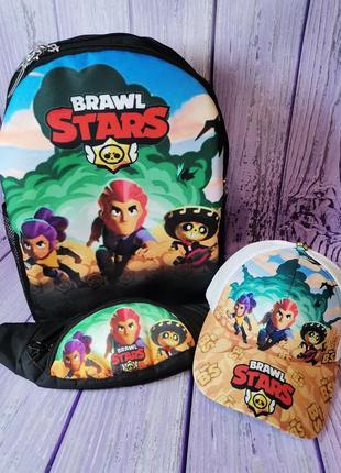 Класный набор brawl stars