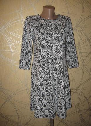 Красивое платье р.46-48
