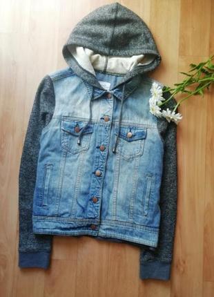 Джинсовка, джинсовая куртка, курточка, ветровка, олимпийка, пиджак