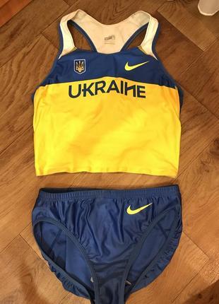 Коротка форма збірної nike ukraine