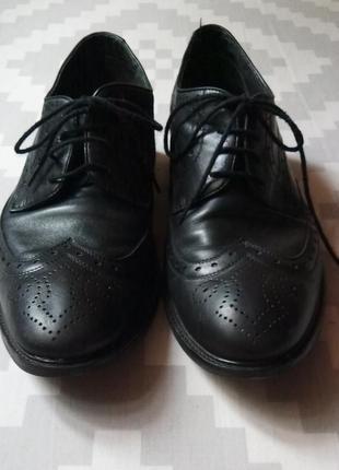 Туфли, броги, оксфорды.