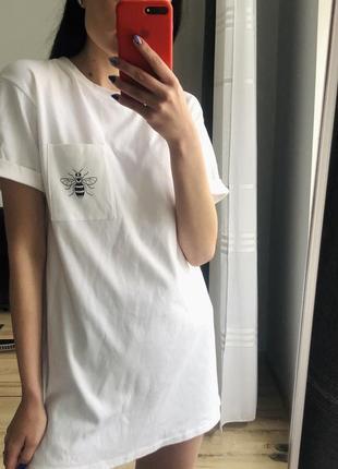 Плаття-футболка