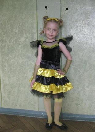 Костюм пчёлы, костюм бджілки, карнавальний костюм