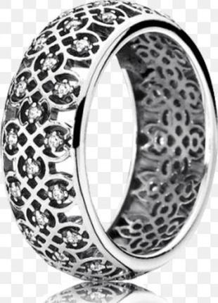 Кольцо pandora размер 56