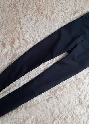 Качественные узкие джинсы с высокой посадкой от topshop