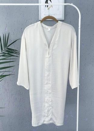 Легкое платье с кармашками h&m
