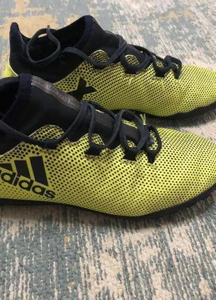 Кроссовки сороконожки adidas
