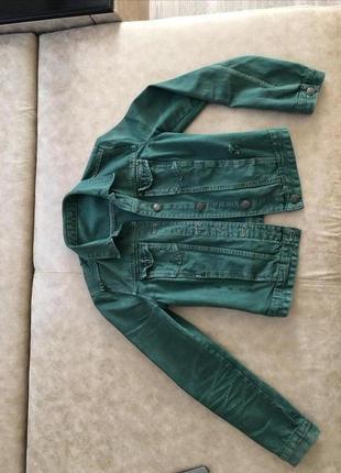 Джинсовая куртка6 фото