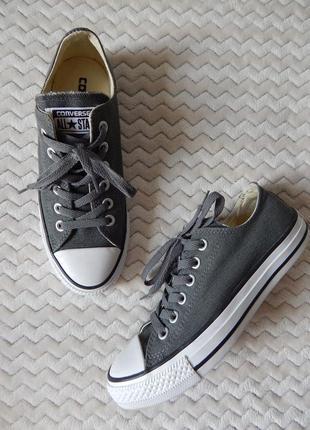Кеды кеди кроссовки кросівки converse all star оригинал