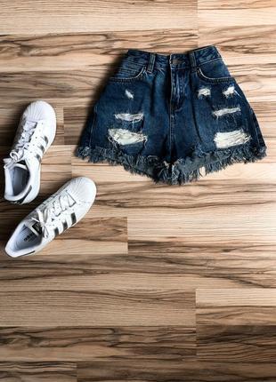 Джинсові шорти від new look!🔥🔥🔥