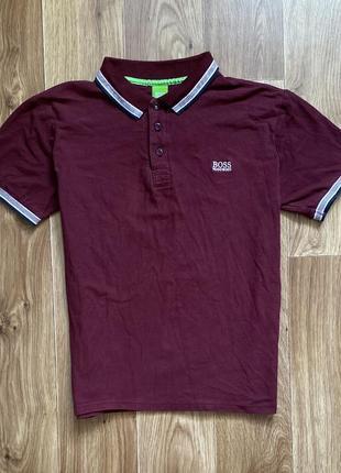 Hugo boss - поло / футболка с воротником / размер m